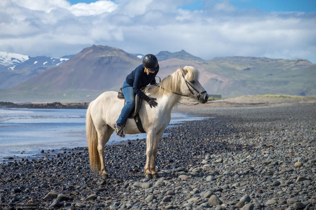 ea-fotoreise-island-teilnehmerin-ausritt-strand