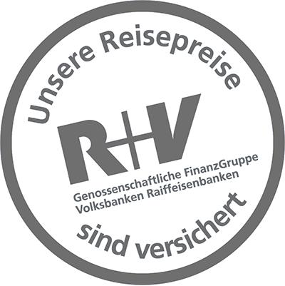 Gütesiegel R+V Versicherung